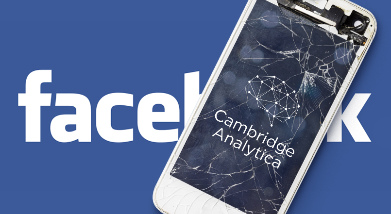 Facebook mired in controversy with Cambridge Analytica