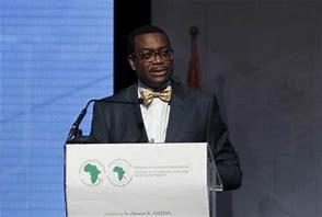AfDB President, Akinwunmi Adesina