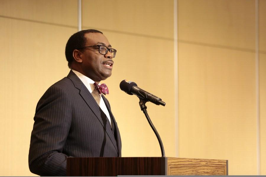 President of the African Development Bank Group (www.afdb.org), Akinwumi Adesina,