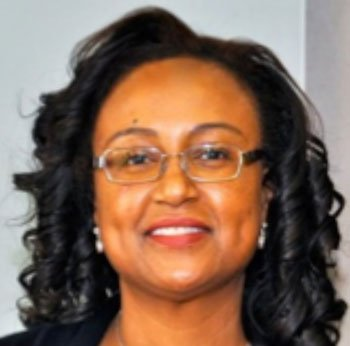"""Ms. Bajabulile """"Swazi"""" Tshabalala as Vice President for Finance and Chief Finance Officer for the African Development Bank Group"""