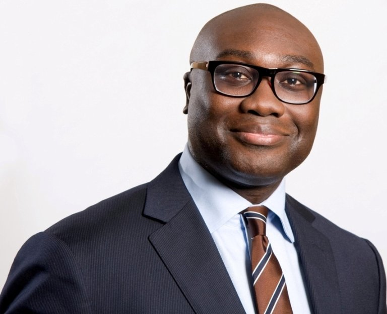 Komla Dumor, a presenter for BBC World News, who died suddenly aged 41 in 2014.