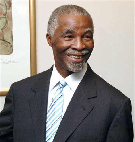 Thabo Mbeki, Head, African Union High Level Panel on Illicit Financial Flows from Africa,