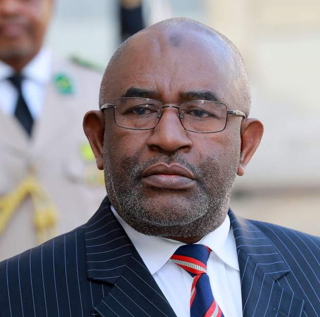 President Azali Assoumani ruled Comoros in 1999 to 2002 and again from 2002 to 2006.His third stint began in 2016. Credit/BBC