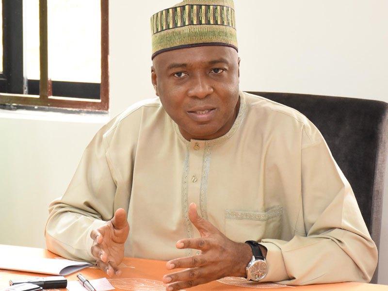 BUKOLA Saraki is a PDP chief and major political figure in Kwara State