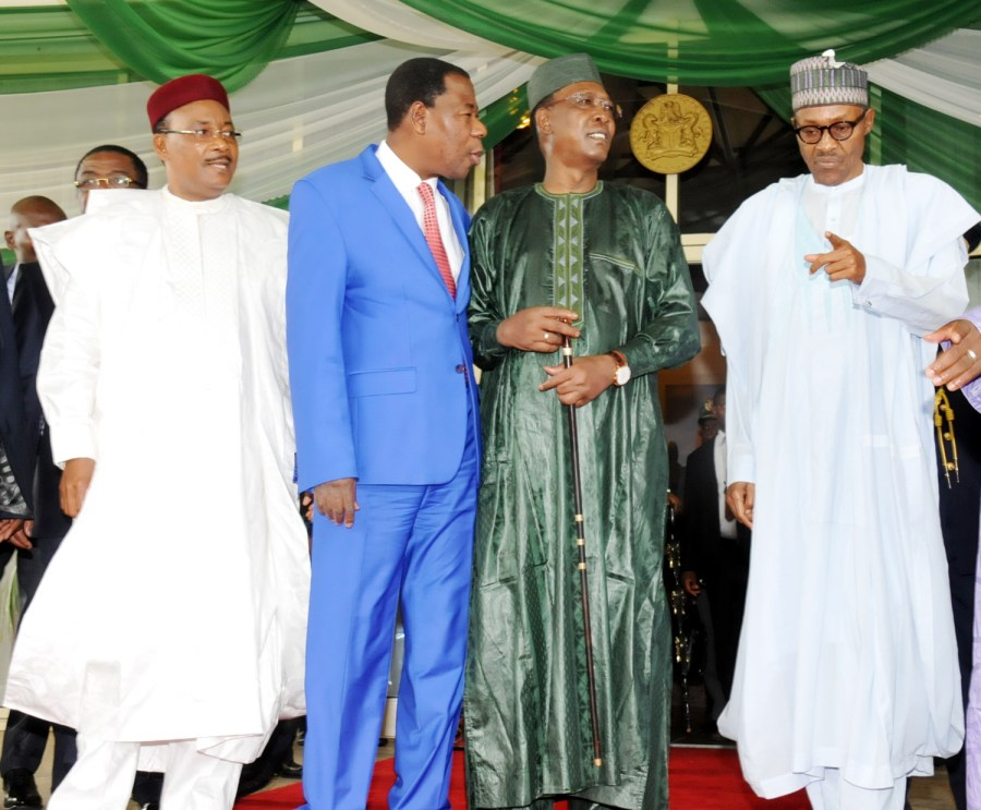 The presidents of the Lake Chad Basin Commission member countries to meet over Boko Haram