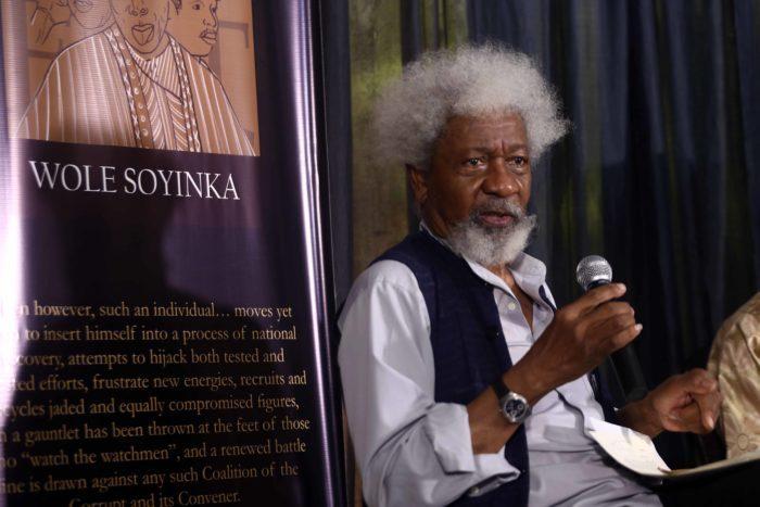 Ugandan poet, Anena wins US$10,000 Wole Soyinka prize