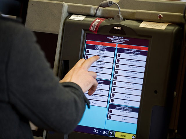 Electronic voting in Congo