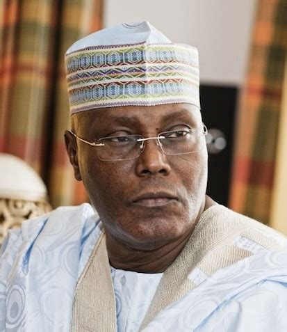 Atiku cited the forced suspension of the Chief Justice of Nigeria, purchase of arms, disregard for court by Buhari orders among others
