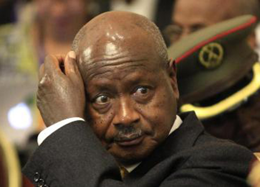 Museveni says now is not the best time to leave Uganda's seat of power