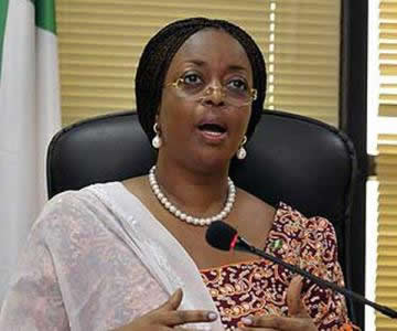 Former Nigeria's Petroleum Minister, Mrs. Diezani Alison Madueke is being investigated on allegation of owning a number of illegitimate offshore assets
