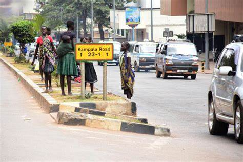 It's now crime to offer money to street beggars in Uganda