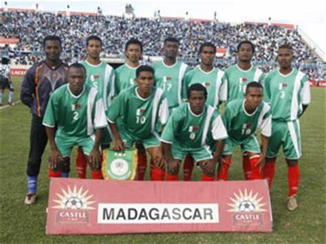 Madagascar AFCON team