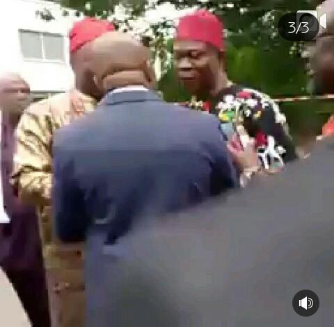 Ike Ekweremadu assaulted in Germany