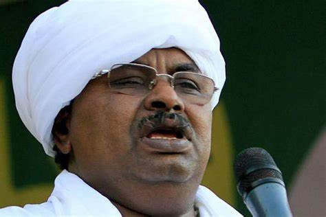 Former Sudan's NISS Chief, Salah Abdalla Mohamed Mohamed Salih, also known as Salah Gosh