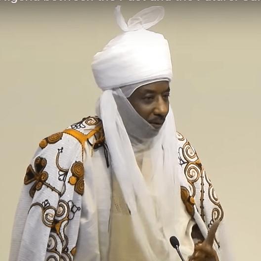 Nigerian Court restores Sanusi Lamido Sanusi as sole Emir of Kano.