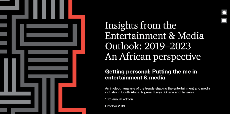 Impressive Forecast for African Media and Entertainment Industry, by PwC