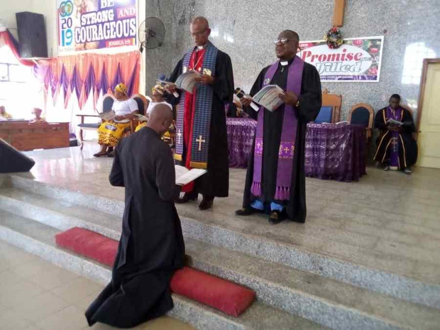 Rev. John Chima Nwachukwu