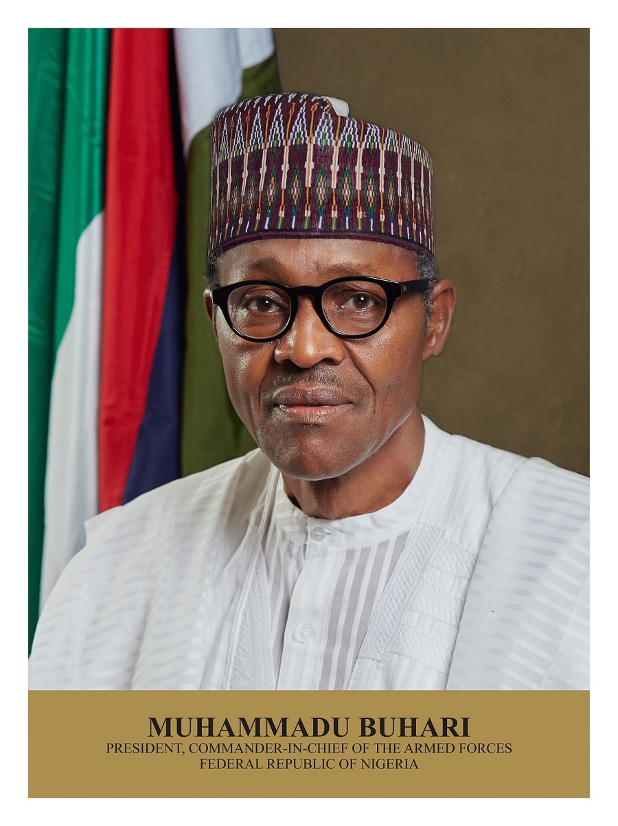 Nigeria's President, Buhari is 77 years old—official