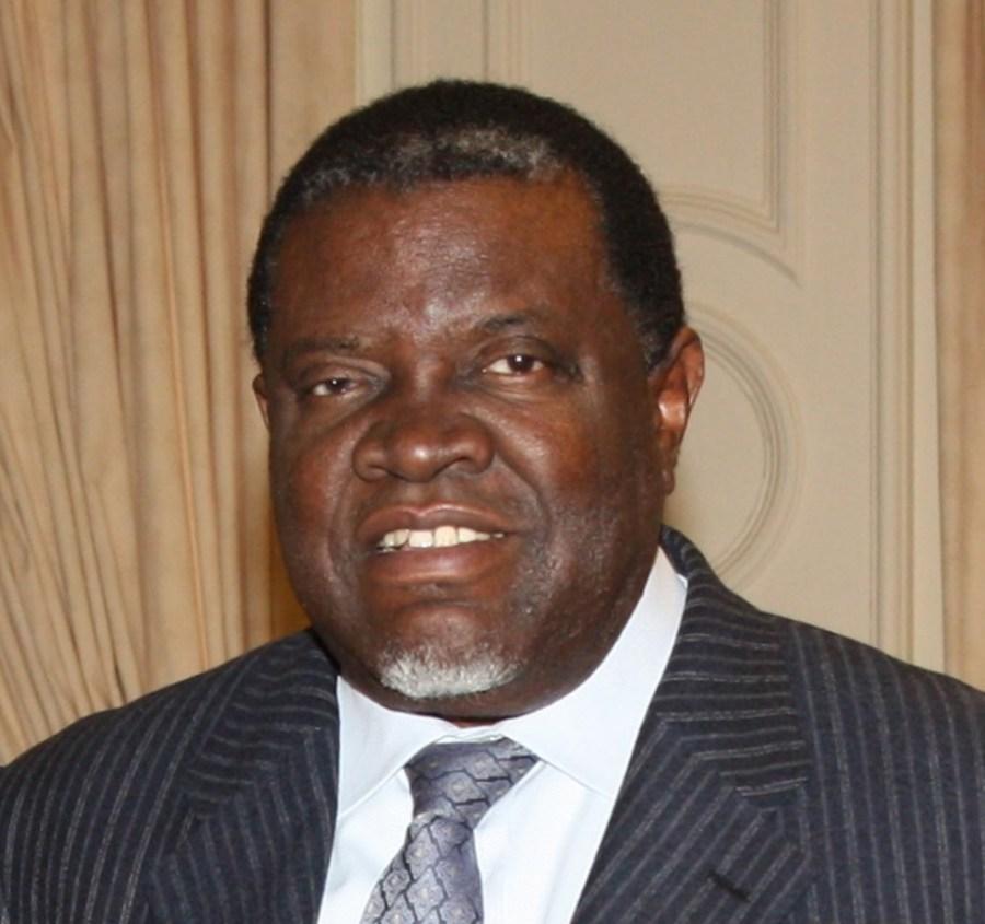 Namibia's President, Hage Geingob Slightly Re-elected