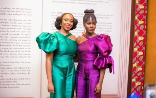 Lupita N'yongo is learning to speak Igbo for Americanah role