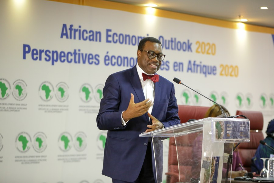 """""""Nobody eats GDP"""": Countries GDP should reflect Citizens' Living Standard—AfDB President"""