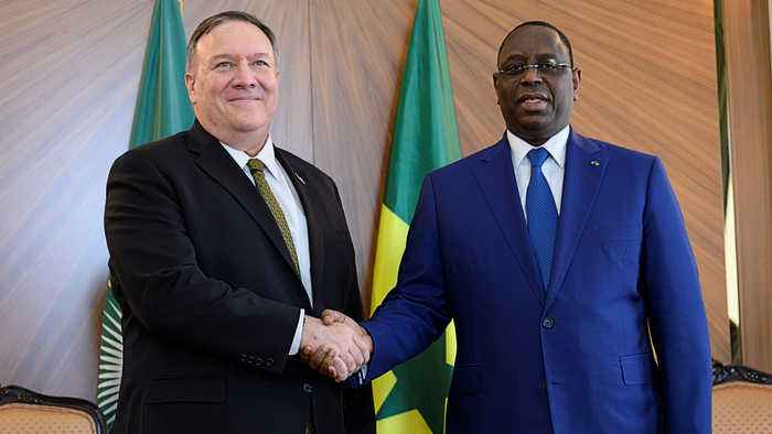 Democracy: US says Senegal holds the ace in West Africa