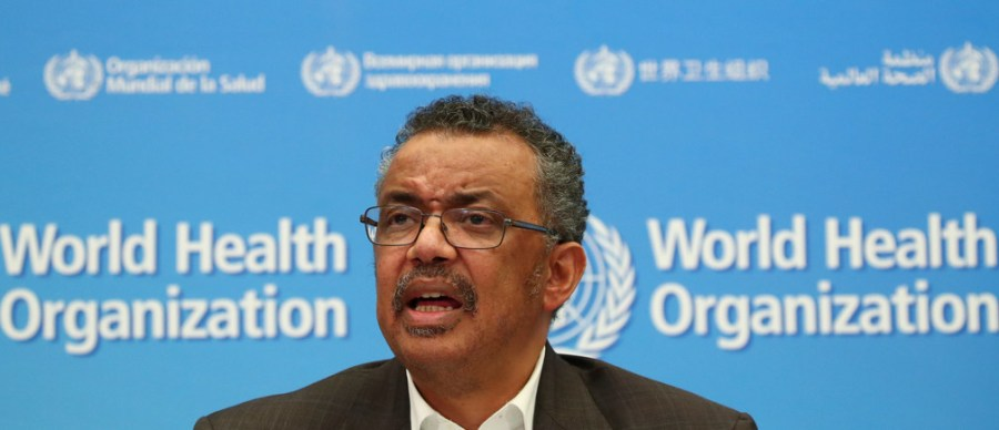 WHO says Africa should ensure equitable access to COVID-19 vaccines
