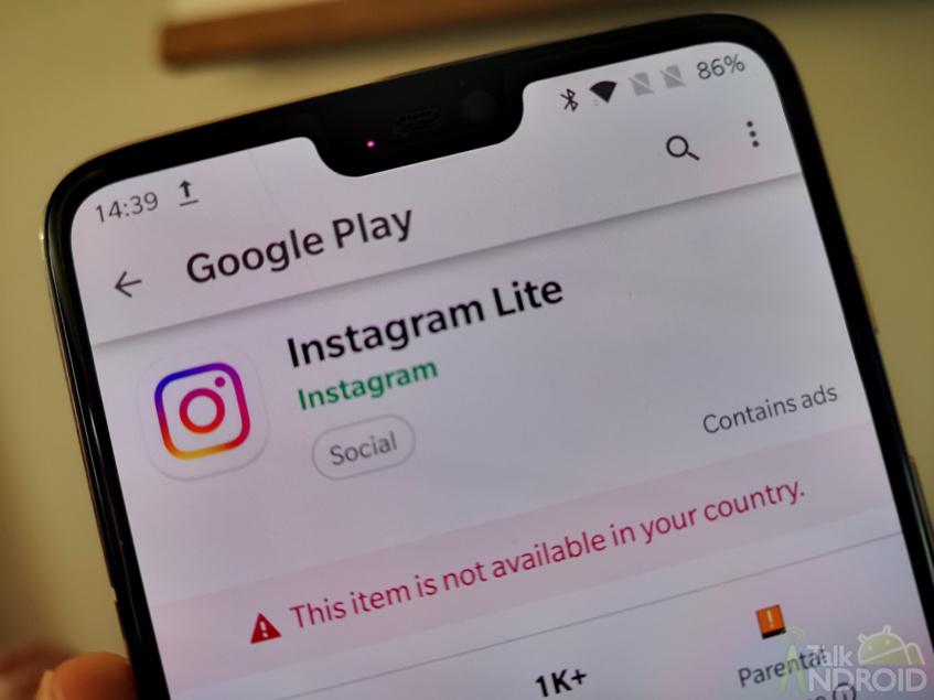 Less Data: Facebook Launches Instagram Lite to Sub-Saharan Africa