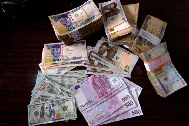 Nigeria launches N5 for every $1 scheme