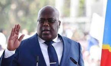 President, Democratic Republic of Congo, Felix-Antoine Tshisekedi Tshilombo, is the New Chairperson of the African Union (AU) for 2021