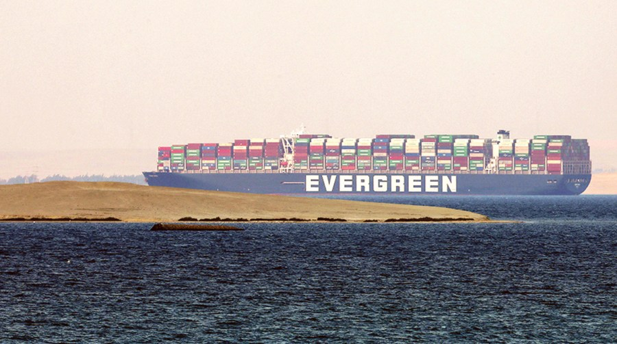 Suez Canal Opens as Ever Given sets sail after deal signed with Egypt