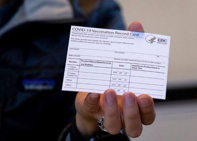 COVID Vaccination card fraud scare in Mozambique