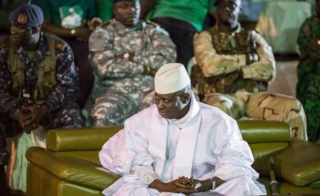 Yahaya Jammeh alliance returning to power in Gambia