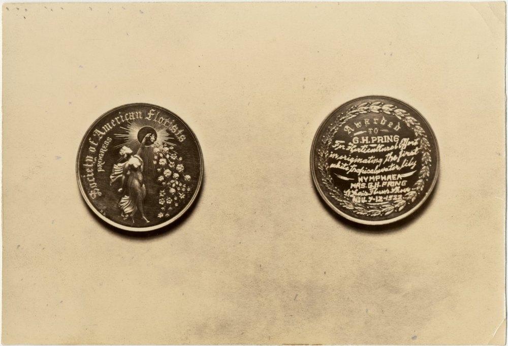 Pring Medal