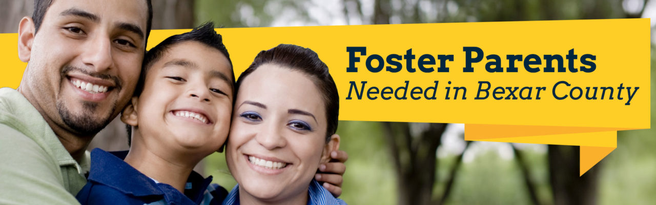 become a foster family