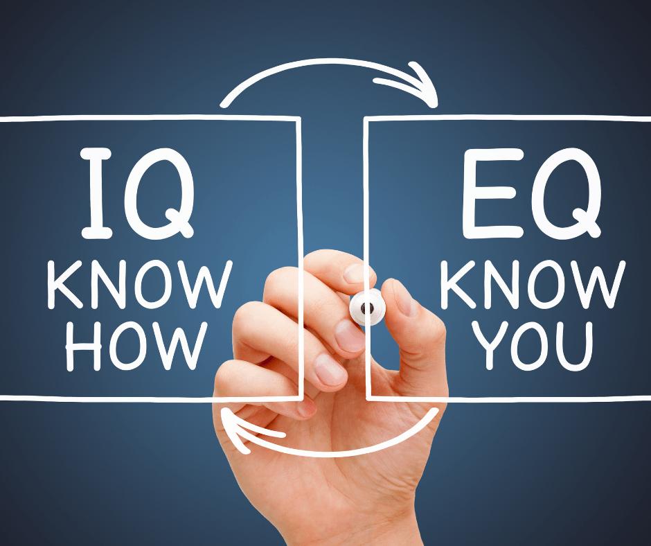IQ - Know How EQ- Know You
