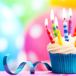 Authors with April Birthdays