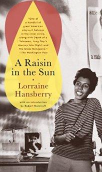 Lorraine Hansberry A Raisin in the Sun book cover