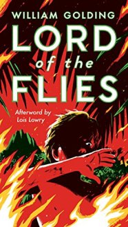 William Golding's Lord of the Flies book cover