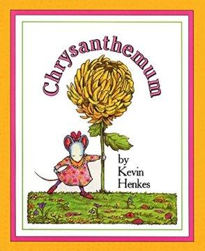 Children's book Chrysanthemum