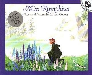 Children's Book Miss Rumphius