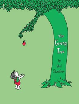 Children's Book The Giving Tree book cover