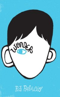 Wonder by R.J. Palacio book cover