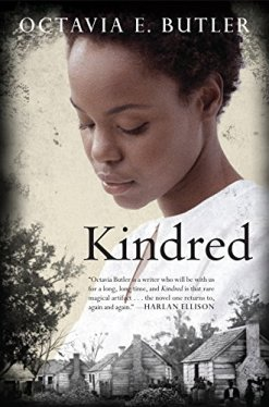 Kindred by Octavia E. Butler book cover