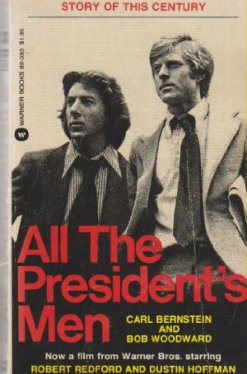 All the President's Men book cover
