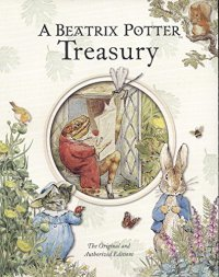 A Beatrix Potter Treasury book cover