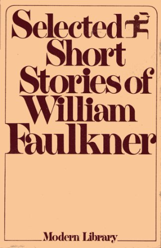 Selected Short Stories of William Faulkner book cover
