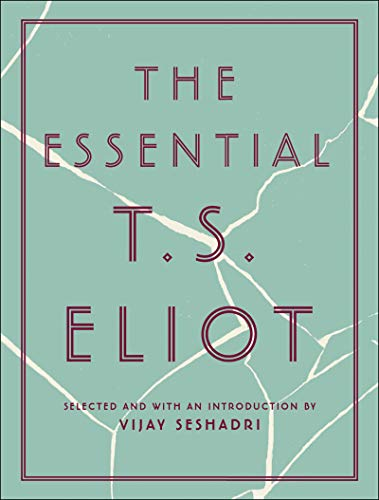 The Essential T.S. Eliot book cover