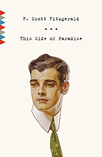 This Side of Paradise by F. Scott Fitzgerald book cover