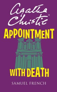 Agatha Christie's Appointment with Death book cover.